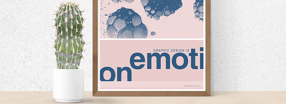 GRAPHIC DESIGN IS… AIGA POSTER SERIES